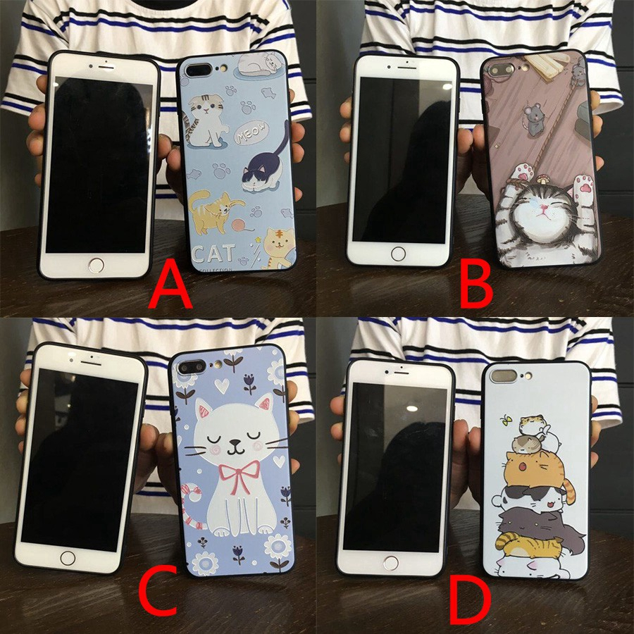 Cartoon case for Vivo Y91 Y91i Y95 Y71 Y81 V5S V5+ V5 plus X21 UD soft cases protective shell casing