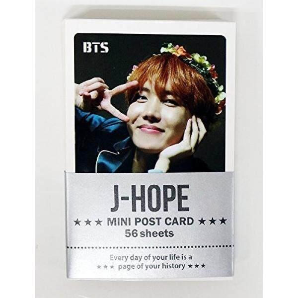 J-HOPE BTS BANGTAN BOYS - MINI POSTCARD PHOTOCARD SET 56pcs