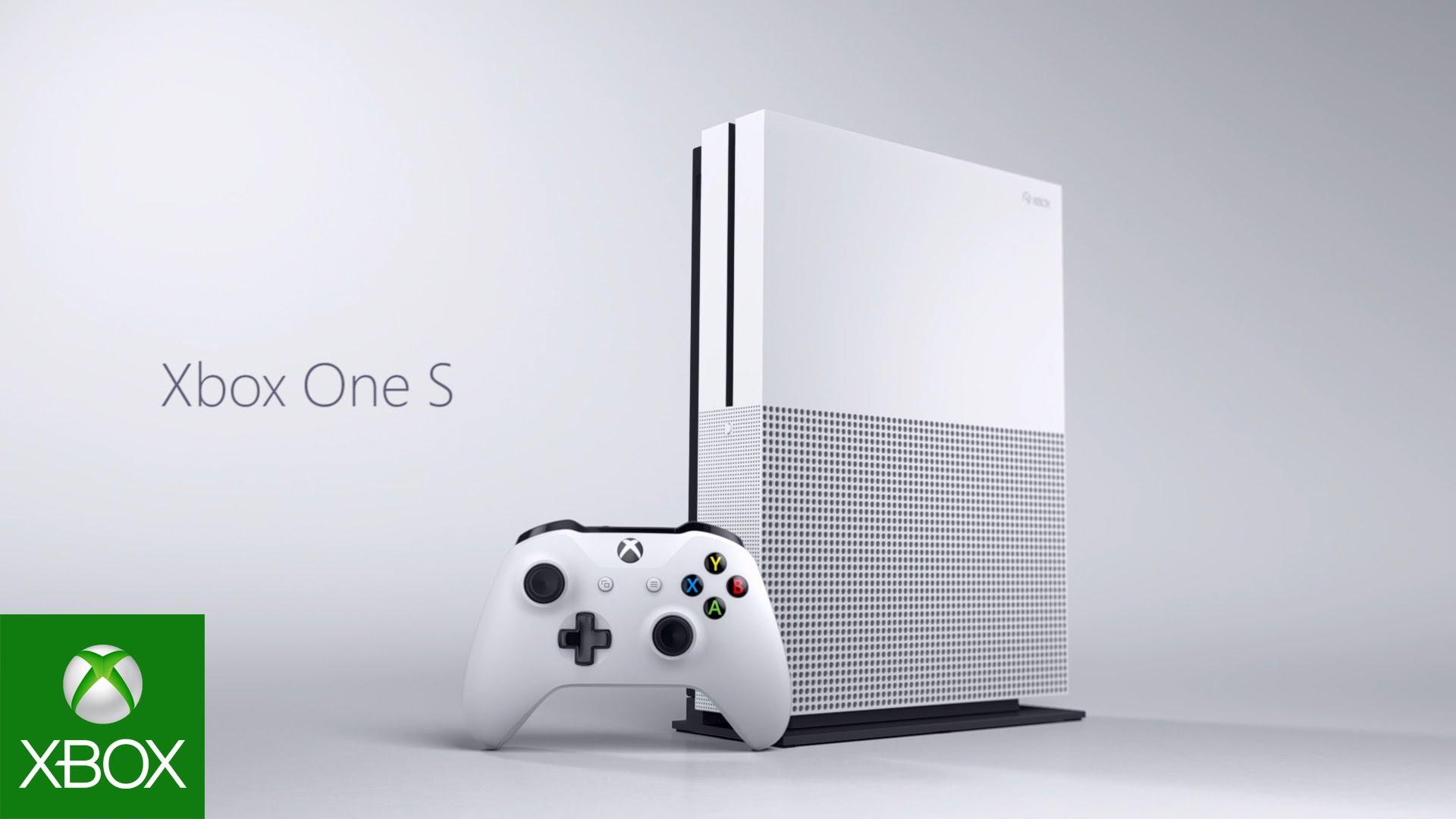新 Xbox One S