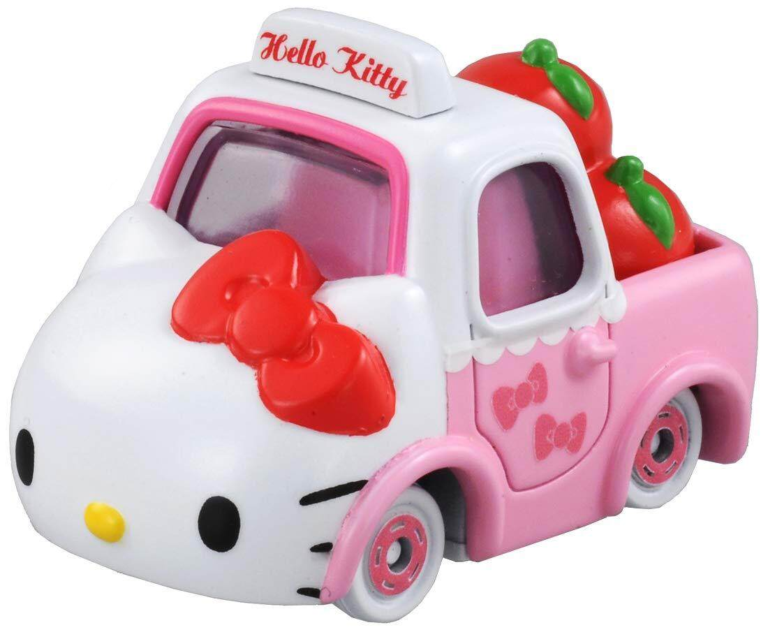 Takara Tomy Tomica Dream Tomica No.152 Apple Sanrio Japan