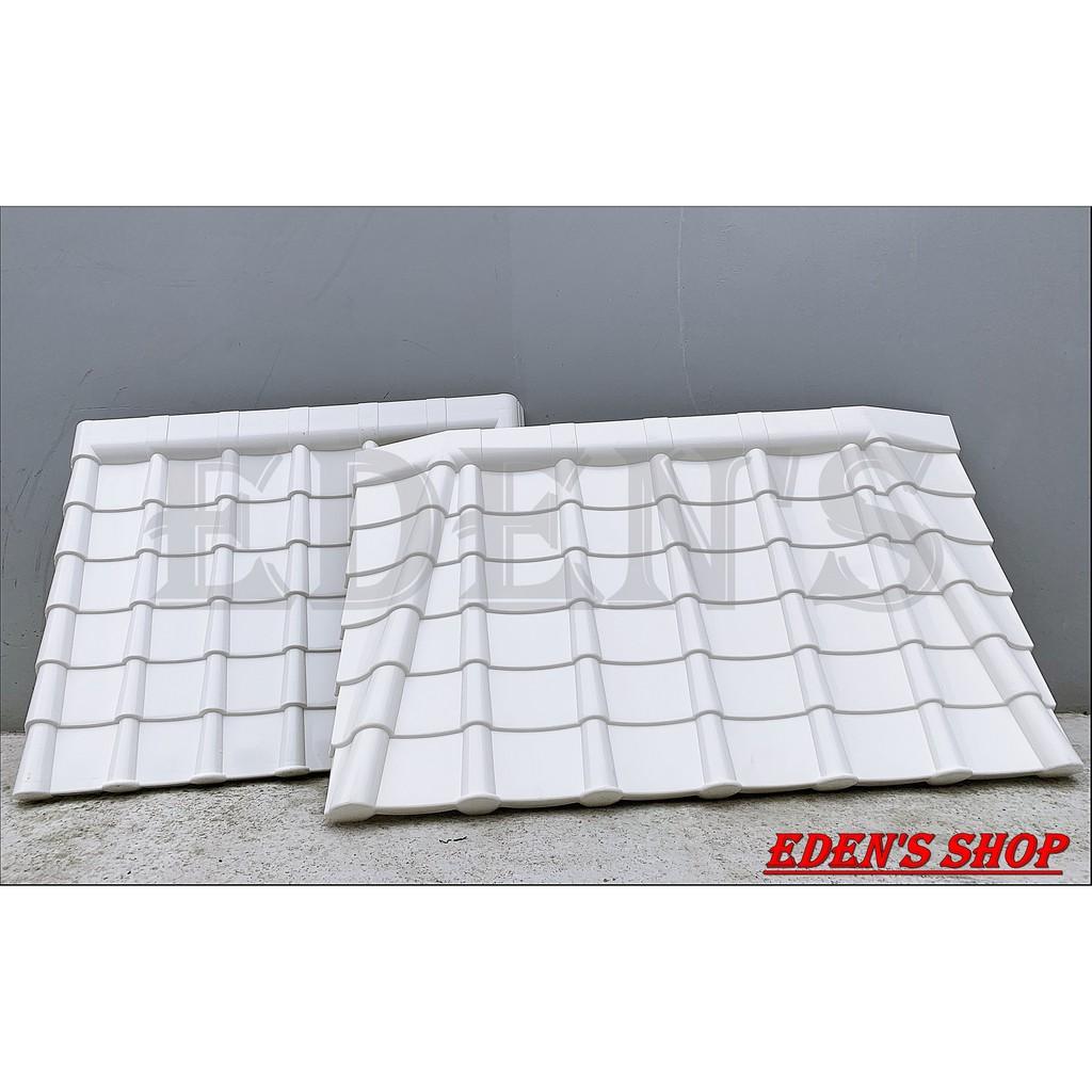 【EDEN'S】加厚加重版-分離式冷氣室外機 (大)(小)窗型 雨棚 遮雨棚 ABS材質冷氣 雨遮 晴雨棚