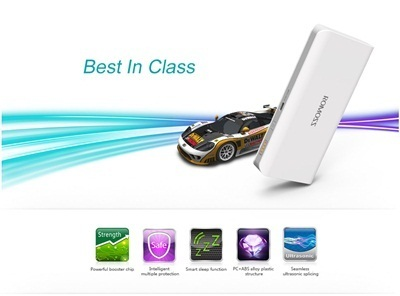 Brand New Romoss Solo5 10000mah Powerbank. Dual Output.  Local SG Stock and warranty !!