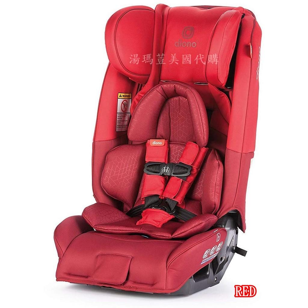 【湯瑪荳美國代購】可刷卡 2019年第三代 Diono Radian 3RXT成長型汽車安全座椅相容ISOFIX接座