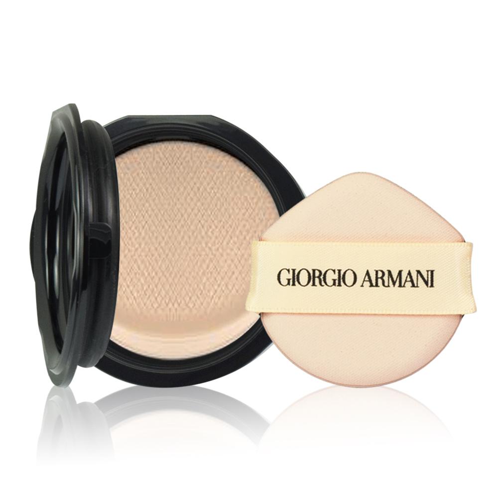 GIORGIO ARMANI(GA) 訂製雪紡亮白精華氣墊粉餅(蕊)15g