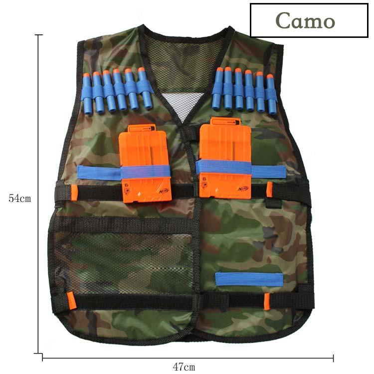 Kids Nerf Gun Jacket