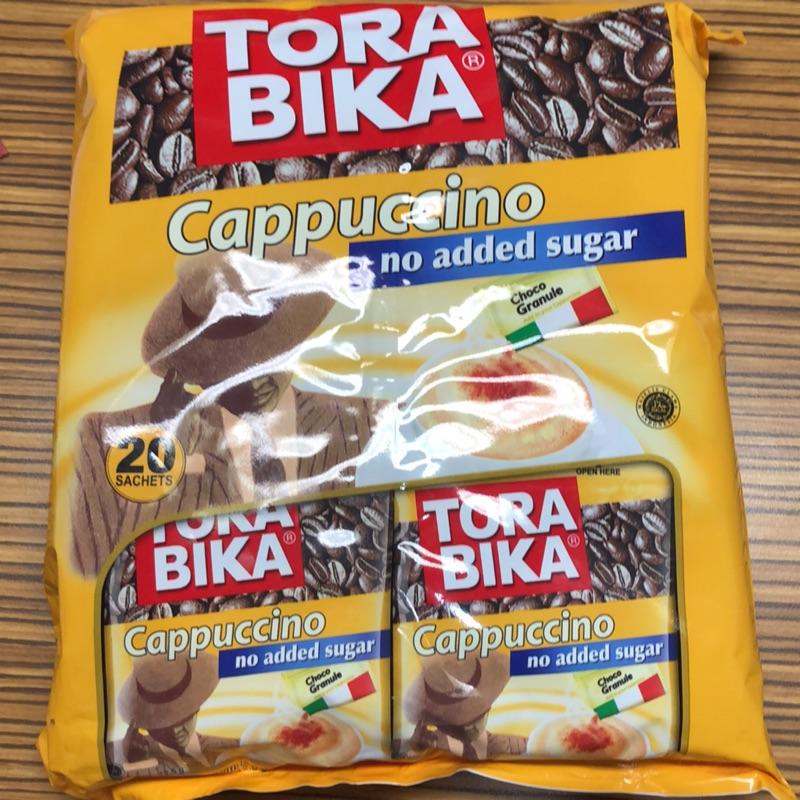 Tora Bika卡布奇諾(二合一) KOPIKO集團高機能咖啡升級版