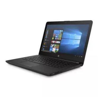 HP NOTEBOOK 14-BS125TX Jet Black ; Core i5-8250U