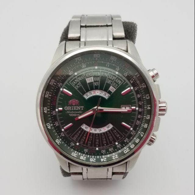 นาฬิกาข้อมือ ORIENT โอเรียนท์ ญี่ปุ่นแท้ 100% มือสอง
