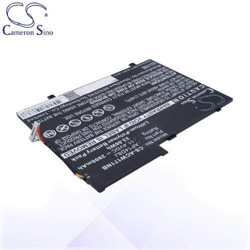CameronSino Battery for Acer Aspire Switch 11 SW5-171 / 11 SW5-171P Battery L-ACW171NB