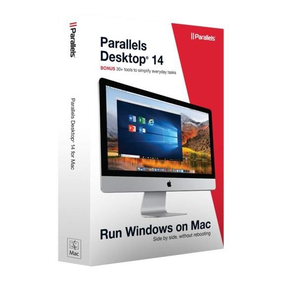 【PD 14】Parallels Desktop 14 for Mac【完整隨機版】