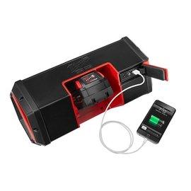 米沃奇18v  USB藍芽音箱喇叭 USB手機充電器