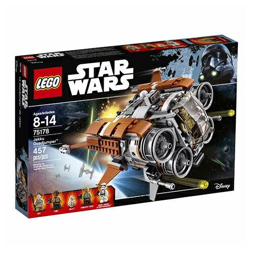LEGO 樂高 Star Wars Jakku Quad Jumper 75178