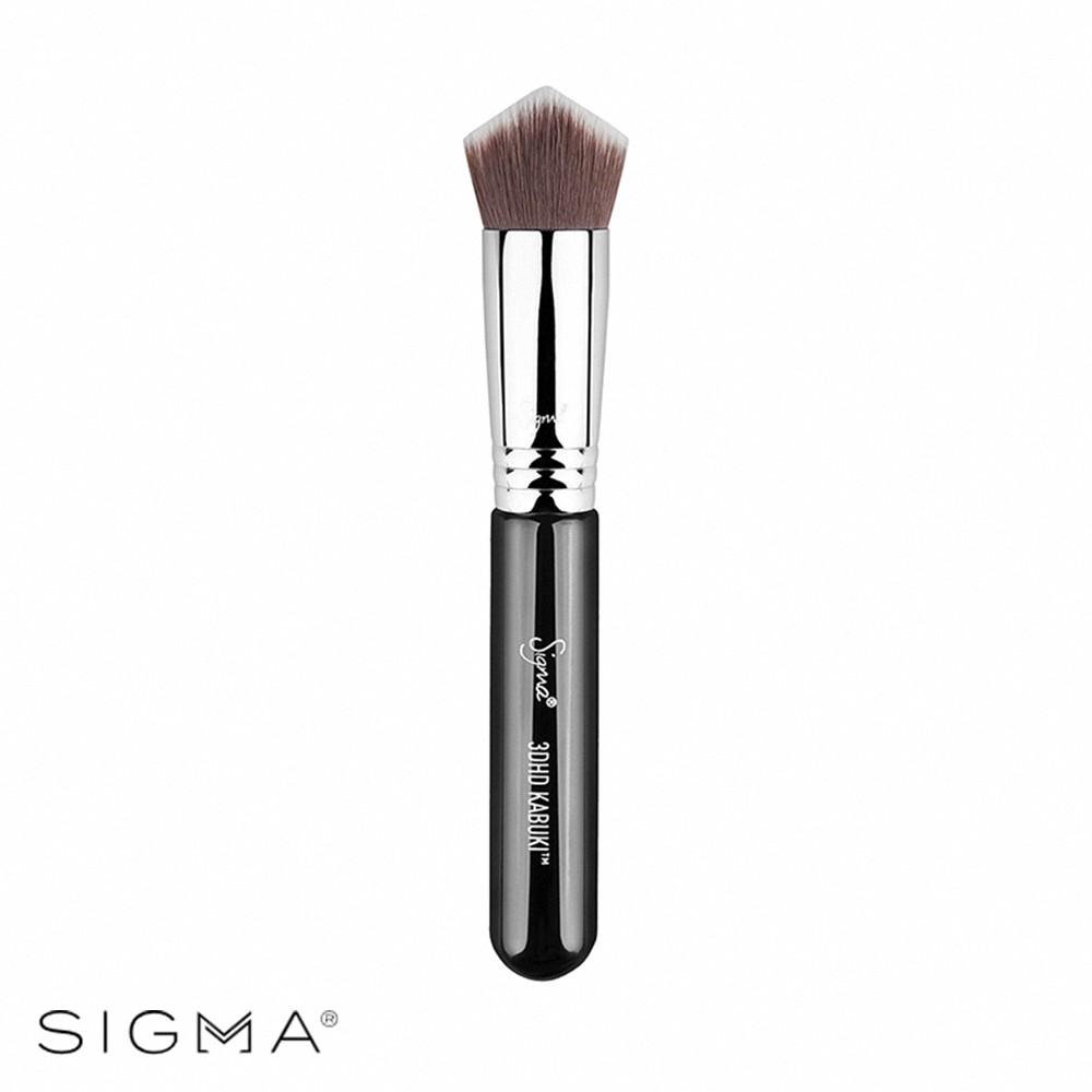 Sigma 3D五角形粉底刷 3DHD Kabuki Brush #Black 蝦皮24h 現貨