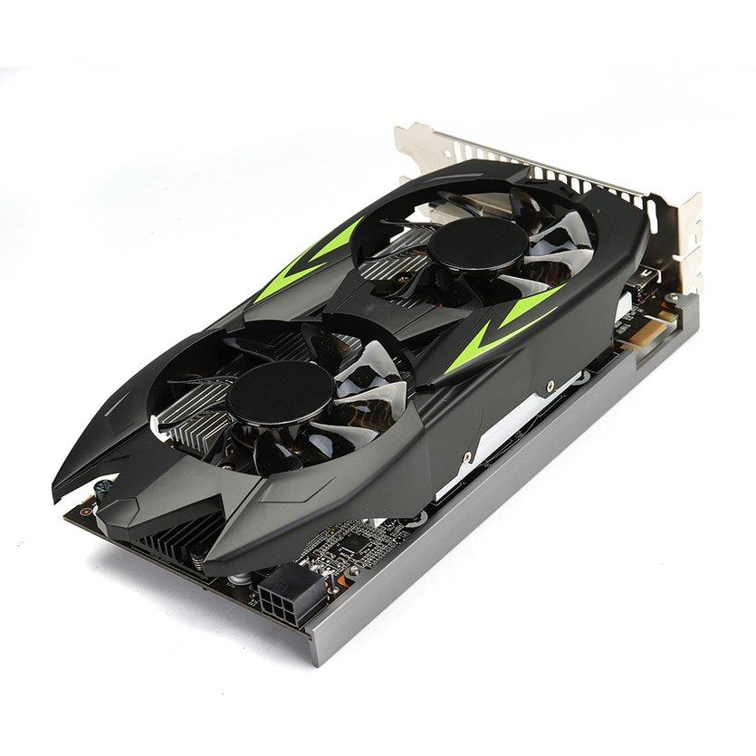 TOP GTX1060 3G 192BIT DDR5 Graphics Card With Cooling Fan Graphics Card De-marking