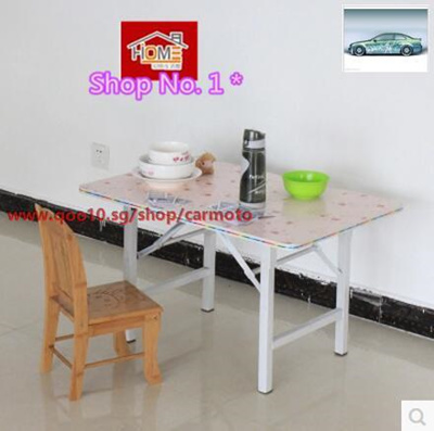 Childrens home study table desk folding small table dinner table childrens table childrens table