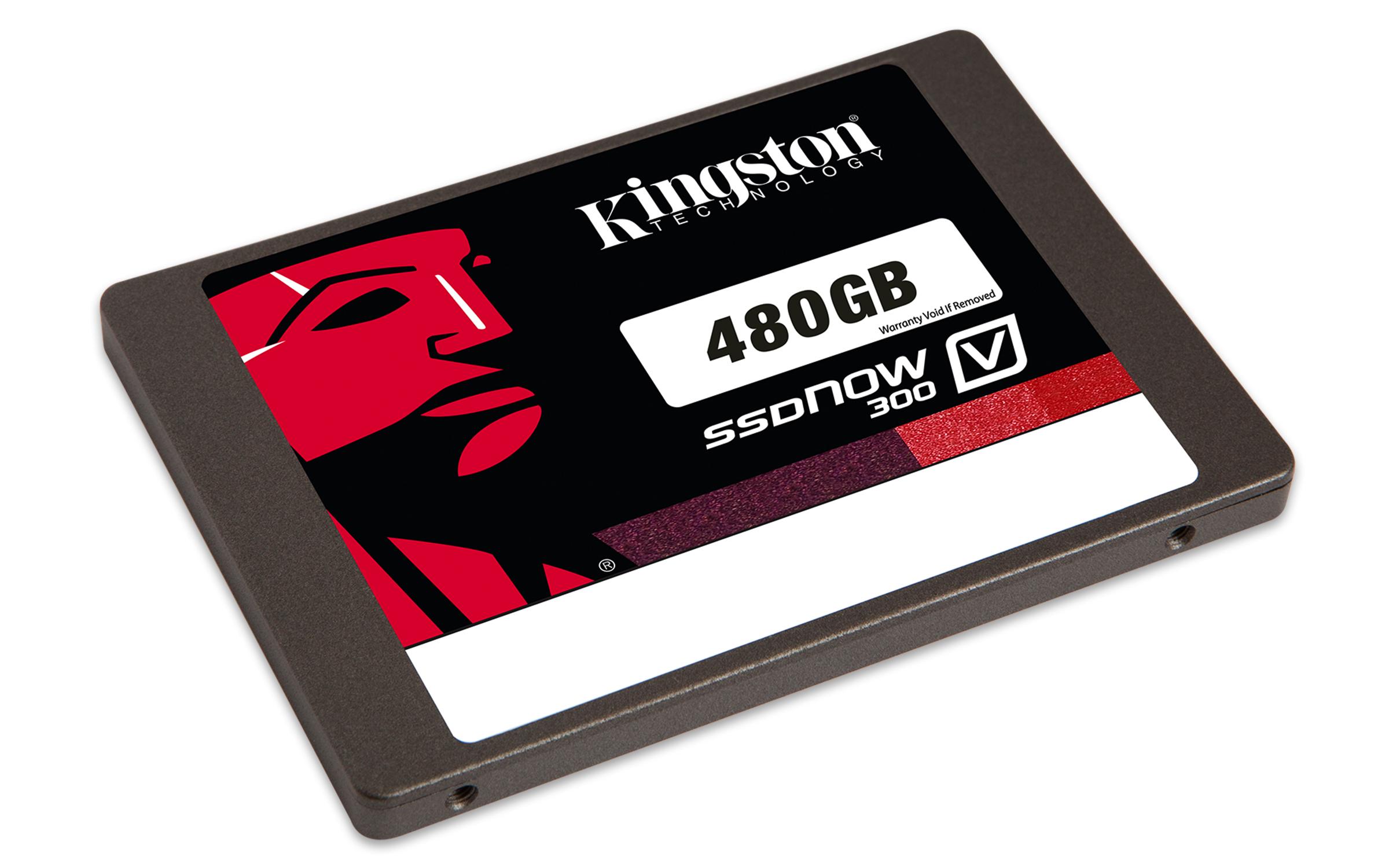 【Kingston 金士頓】V300 2.5吋 SATAⅢSSD 固態硬碟