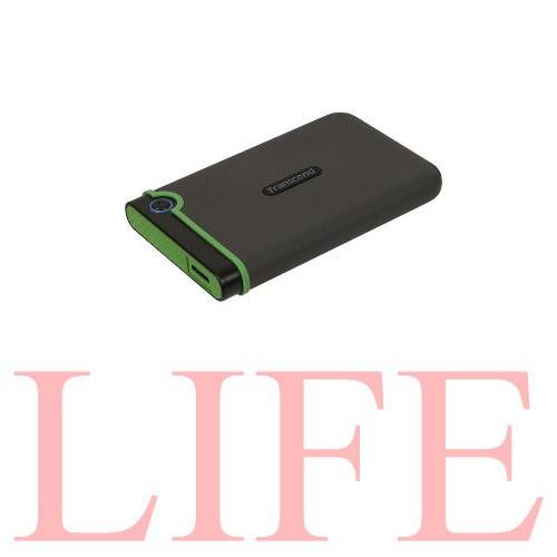 附保護殼 創見 StoreJet 25M3S 1T 2T USB3.1 2.5吋行動硬碟 外接式硬碟