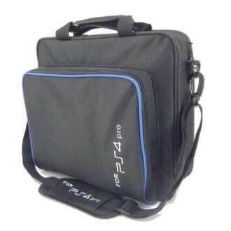 กระเป๋าps4 กระเป๋า playstation กระเป๋าเป้ ps4 กระเป๋าเกมส์ PS4 กระเป๋า ps4 slim กระเป๋าสะพายข้าง กระเป๋าสะพายข้างผู้ชาย กระเป๋าผู้ชาย เป้สะพายข้าง กระเป๋าถือ กระเป๋าสะพายสำหรับ Playstation รุ่นนี้ใส่ได้ทั้งPS4 PRO, PS4 SLIM ,PS4 รุ่นแรก