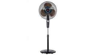 Europace ESF616P Standing Electrical Fan With Remote ( Double Blade )
