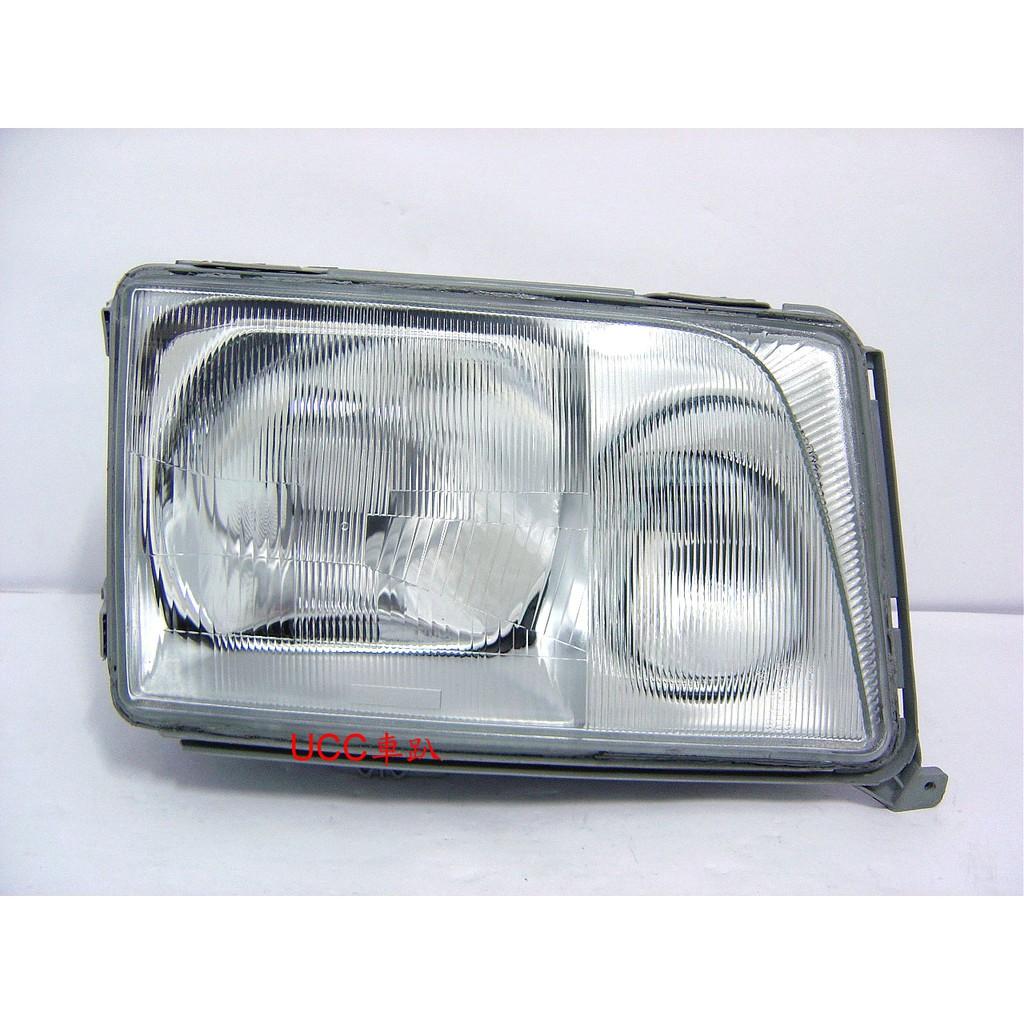 UCC車趴】BENZ 賓士 W124 93(7月) 94 95 原廠型 玻璃大燈 (TYC製) 一組4000