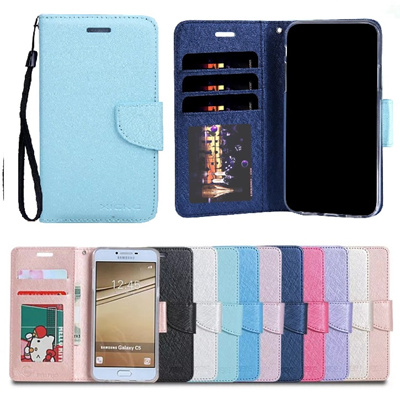OPPO R11/R11 Plus、R9/R9 Plus、R9S/R9S Plus  Silk pattern leather case