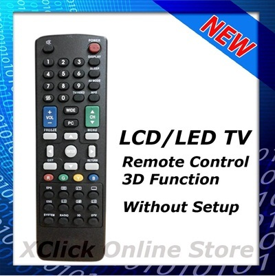 LCD/LED TV Remote- Comaptible for Sharp