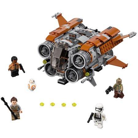 LEGO Star Wars TM Jakku Quadjumper 75178