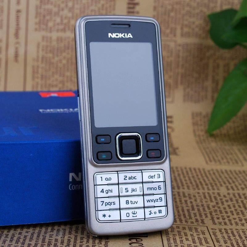โทรศัพท์มือถือ ใช้ดีใช้ง่าย รองรับ 2G/3G  AIS / TRUE / DTAC รุ่น NK 6300 ถึก อึด ทน ทาน