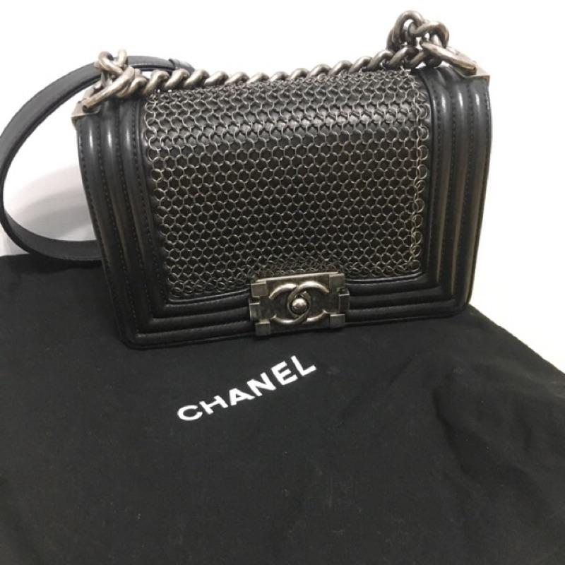 Chanel 香奈兒 Boy 20
