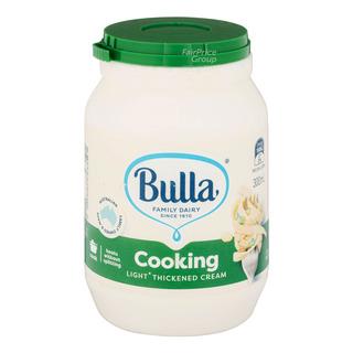 Bulla Thickened Cream - Cooking (Ligh