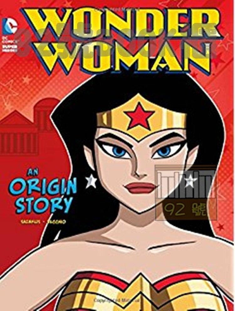 Wonder Woman: An Origin Story 神力女超人