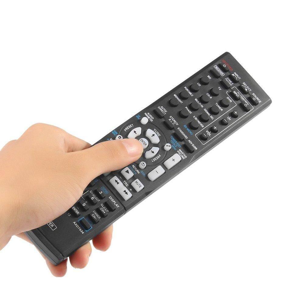 GOFT Power Amplifier Remote Control For Pioneer AXD7534 Audio Video AV Receiver black