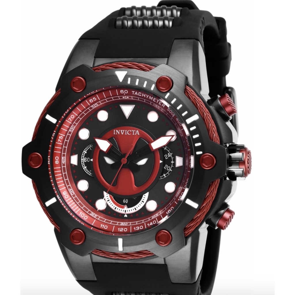 Invicta 英威塔 曼威/DC系列 Invicta Marvel Deadpool死侍