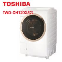 │TOSHIBA│東芝 11公斤奈米悠浮泡泡 變頻滾筒洗脫烘洗衣機 TWD-DH120X5G