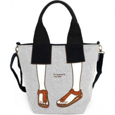 Japan Mis Zapatos Tide Bag Hand Shoulder Bag Handbag Trend - intl