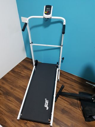 🚚 Treadmill foldable manual