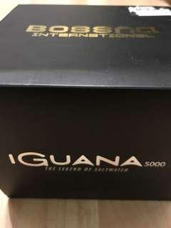 🚚 Bossna / Iguana 5000