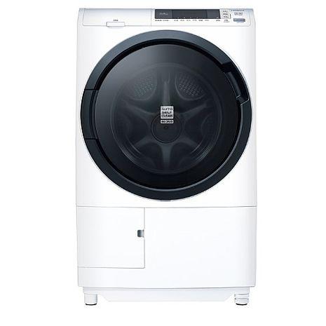回函贈★日立11公斤窄版滾筒洗衣機BDSG110CJ