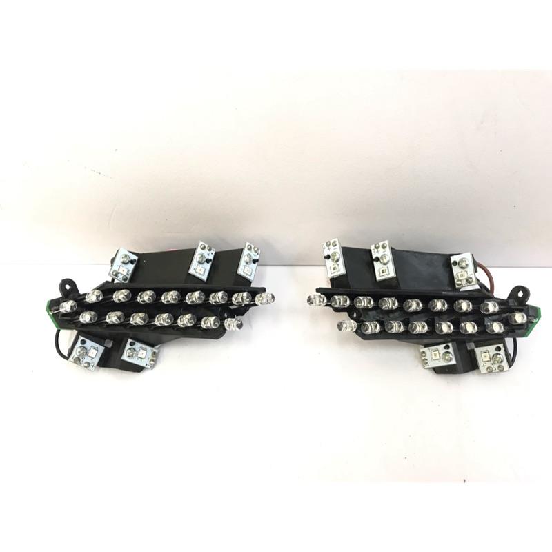 彪虎 Tigra 原廠 二手 尾燈 方向燈 燈板 一般閃爍