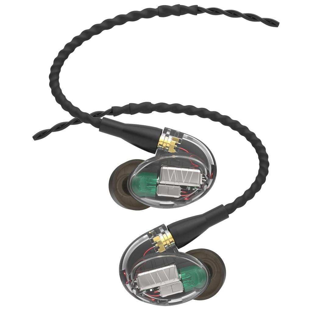 【客訂商品】美國 Westone UM Pro 30 New 三單體可換線專業監聽級入耳式耳機-透明