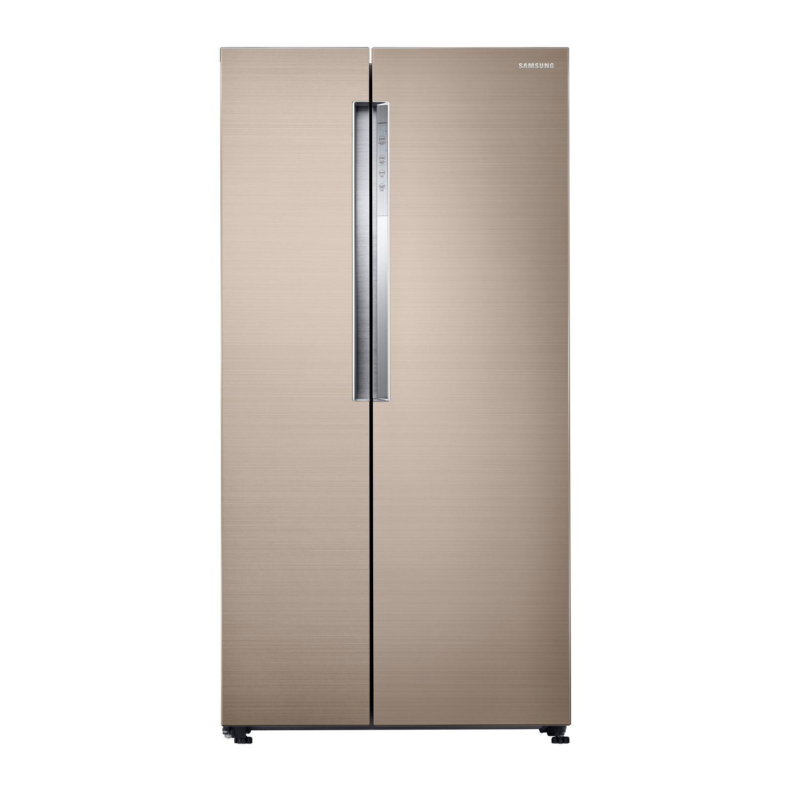 SAMSUNG RS62K61A77P/SS SIDE BY SIDE FRIDGE (GRS 656L)