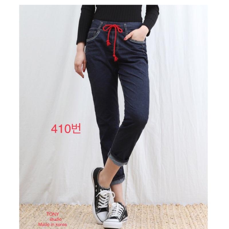 韓國 🇰🇷 Tony 牛仔褲 春夏新品 (現貨S、M、L)