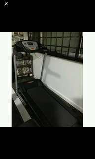 Foldable treadmill AIBI