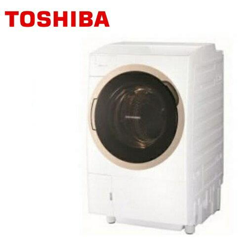 ★贈淘米器NJ-KB1★TOSHIBA 東芝 11公斤奈米悠浮泡泡 變頻滾筒洗脫烘洗衣機 TWD-DH120X5G *免運費+含基本安裝*