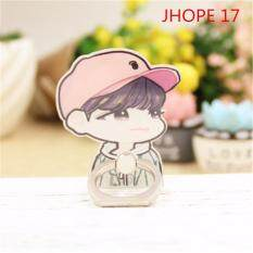 BTS JHOPE J-HOPE Bangtan Boys Case 360 Degree Rotation Phone Ring Finger Buckle Stand Holder Cell Mobile Phone Stand Accessories Rings ZHK