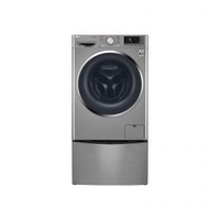 LG TWC1409H2E + TC2402NTWV TWINWASH BUNDLE - WASHER DRYER 9/6KG + MINI WASHER 2KG