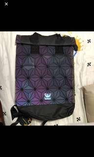 Adidas issey miyake back bag