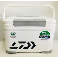 🔥超推薦 釣魚 露營 保冰 冰箱 台製 22L 外出式冰箱 👍seawood 保冷度約 48 h 22L