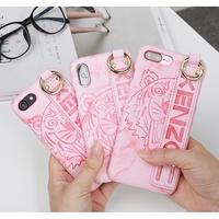 KENZO時尚手機殼iphone6 iphone7 iphone x