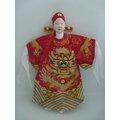【友客里】((6文化藝品))精緻布袋戲, 童玩布袋戲, 木偶,掌中戲,手織衣-傳統民俗藝品